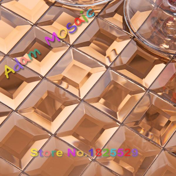 copper glass tile backsplash buy cheap copper glass tile backsplash
