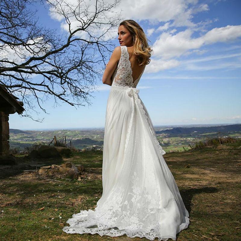 Rustique de mariage robes achetez des lots petit prix for Robes de mariage rustiques