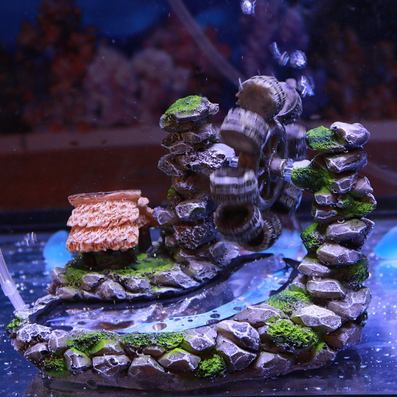 Popular aquarium air decoration buy cheap aquarium air decoration lots from china aquarium air for Air deco