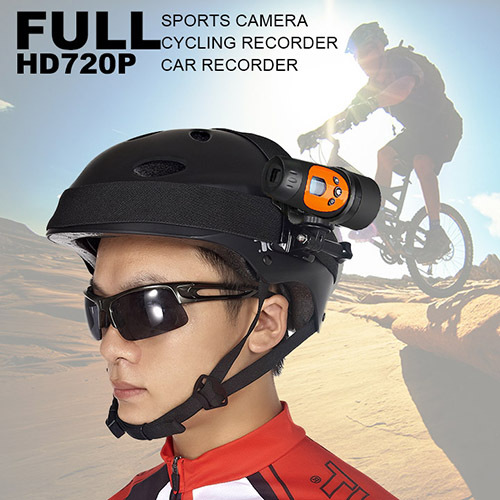Фотография Full HD720P Sports Camera For Hunting Outdoor Sports CL37-0006