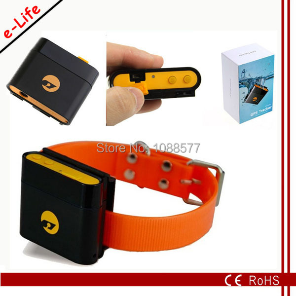 Online Real Time Waterproof Mini Chip GPS Tracker for Persons and Pets on Google Map Tracking Device(China (Mainland))