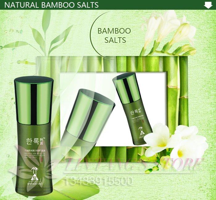 Hot venda de bambu sal branqueamento fundação impermeável 40 g