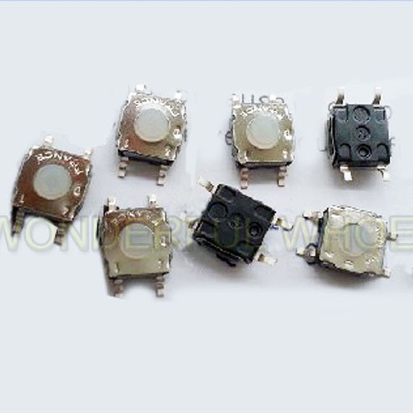 For France imported ITT silica / SMD / touch switch /6*6*3.5mm / waterproof / micro button(China (Mainland))