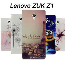 Lenovo ZUK Z1 Case Cover TPU Cartoon Case For ZUK Z1 case cover TPU Charming soft Lenovo ZUK Z1 phone case