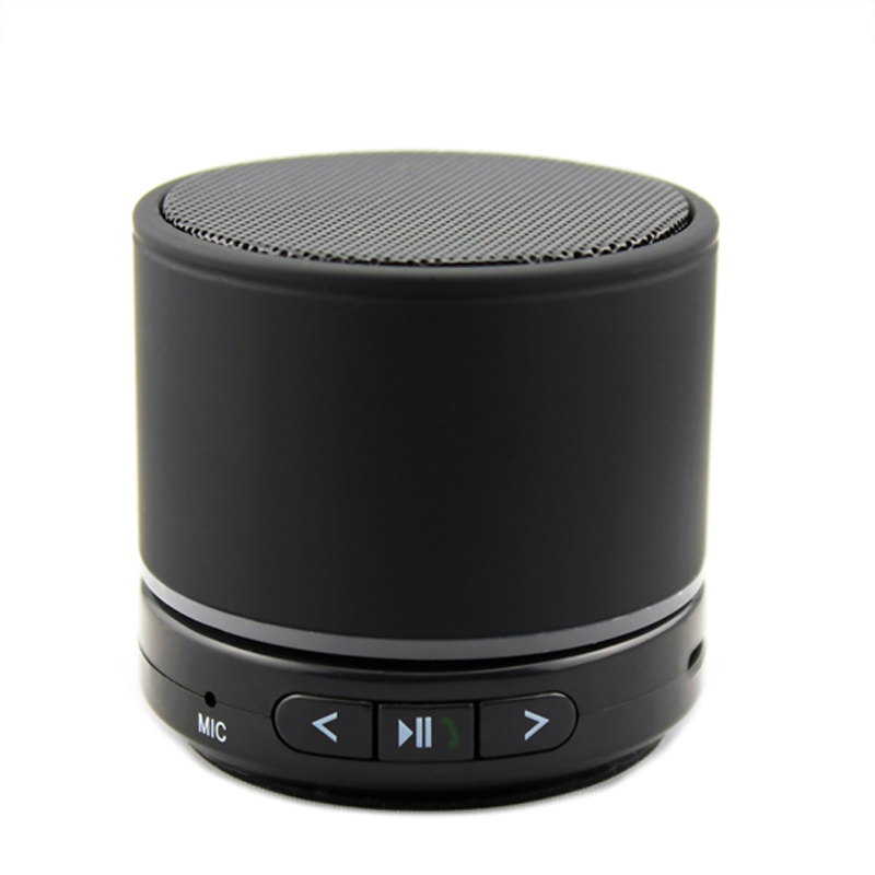High Quality S11 Stereo Wireless Mini Portable Bluetooth Speaker With Mic And TF Cards Slot-in