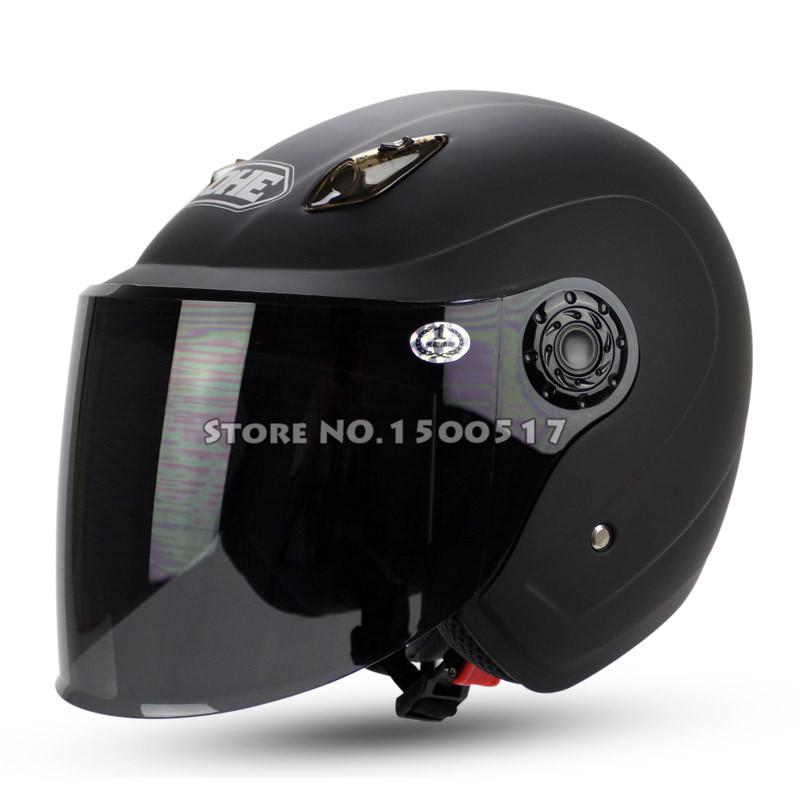 YOHE-836R Motorcycle Open Face Helmet Scooter Moto Motocicleta Capacete Casco Casque Multiple Colors Helmets M L XL<br><br>Aliexpress