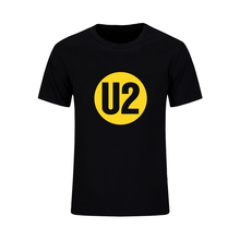 Buy 2017 New U2 Design Summer Short Sleeve Men T Shirt Casual Cotton Tee Fashion Music Band Mens Slim Fit T-Shirt Men O-Neck Tops for $13.66 in AliExpress store