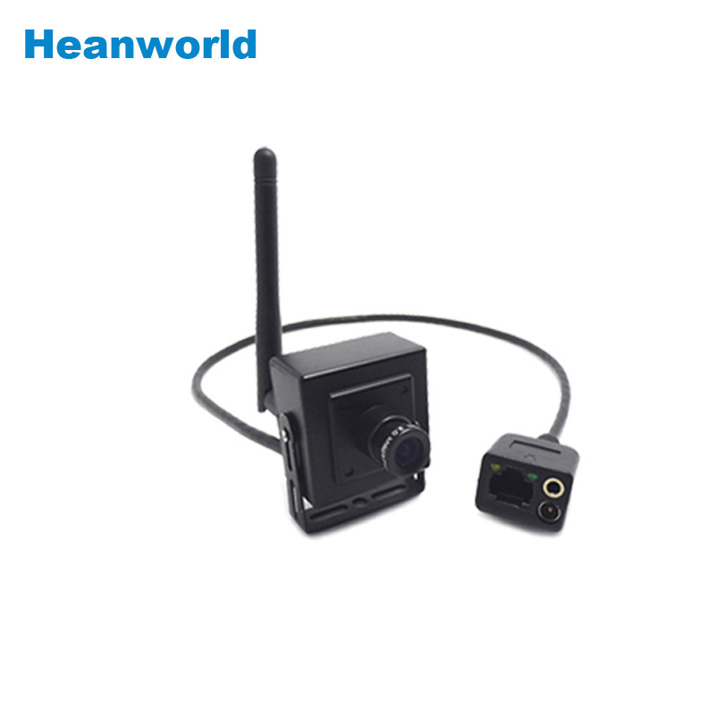 New 720P mini IP camera wireless p2p cam Onvif HD wifi cameras cctv security system with audio for home door video(China (Mainland))