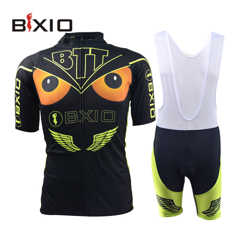 BXIO Brand Cycling Jersey Bike Team Pro Jerseys Maillot Ciclismo Over Size Bicycle Clothing Multi Color Ropa Ciclismo 036(China (Mainland))