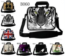 Men Women 15 inch Big Capacity Laptop Shoulder Bag Handbag Case Briefcase Messenger for Surface Dell Inspiron PC(China (Mainland))