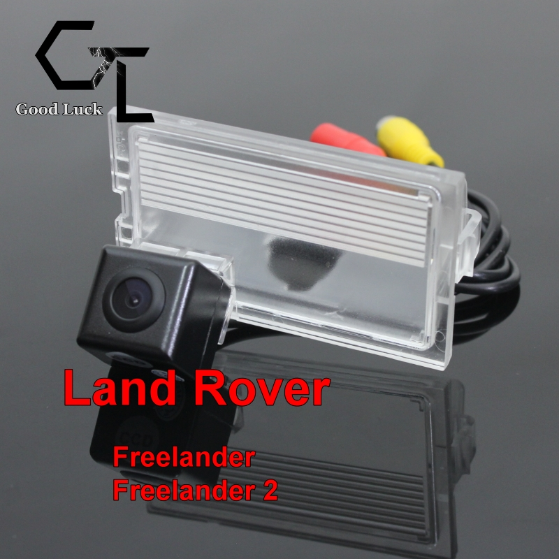 For Land Rover Freelander Freelander 2 wireless Waterproof HD CCD Night Vision Car Rear View Camera Parking Assistance(China (Mainland))