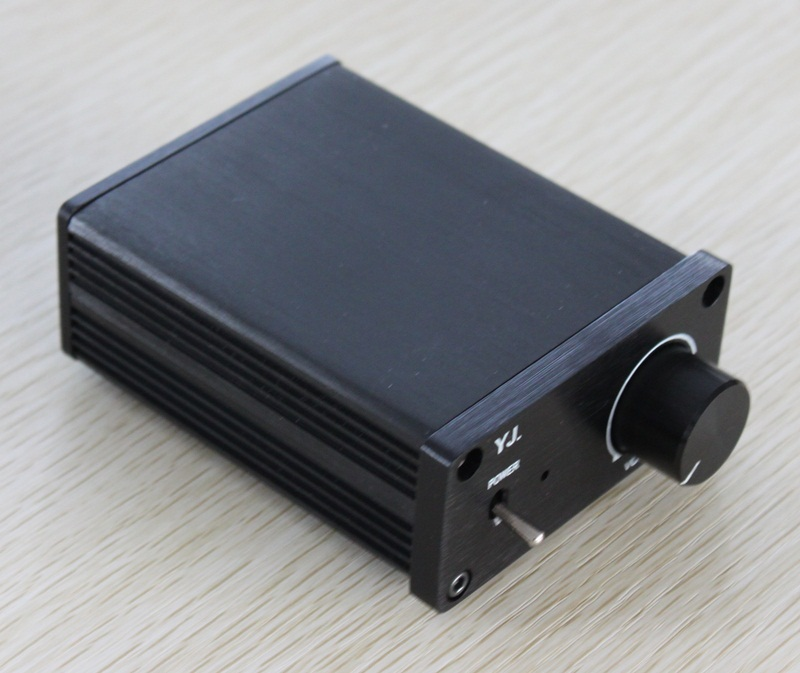 TPA3123 digital amplifier mini amp, 2.0-channel amplifier,Class D digital amplifier, (send power audio input line )