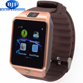 Bluetooth smart watch smart watch support SIM card GSM music camera support Android smartphone PK GT08