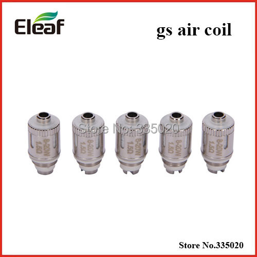 Original Eleaf GS Air Replacement Coil for iSmoka GS air Atomizer 1 2ohm 1 5ohmCoil for