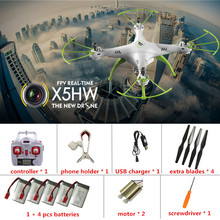 Syma x5sw x5c Upgrade syma x5hw drone with camera quadcopter drones with camera hd rc drone 2.4G Automatic Air Pressure High
