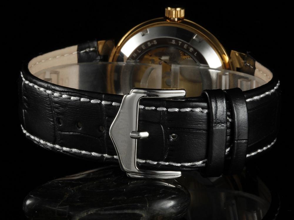2016 Мода Luxury Brand Женщины Wacth Tourbillon Hollow Календарь Автоматические Механические Часы Мужские Часы С Оригинальной Коробке Подарка