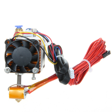 Geeetech Newest 0 3mm 0 35mm 0 4mm 0 5mm Nozzle MK8 Extruder Print Head for