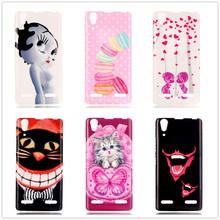 "Buy 3D printing Soft TPU Phone Case Lenovo A6010 Plus & A6000 & Lenovo Lemon K3 K30-T Cover Skin 5"" K 3 6000 6010 Co.,Ltd ) for $1.39 in AliExpress store"