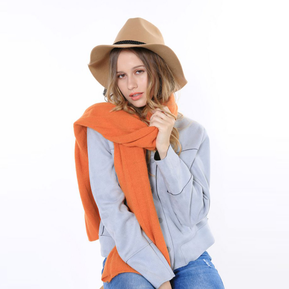 3 Colors 2016 Women Oversized Scarves Ladies Long Soft Warm Knitted Scarf Winter Female Handmade Wool Shawl Cachecol Inverno(China (Mainland))