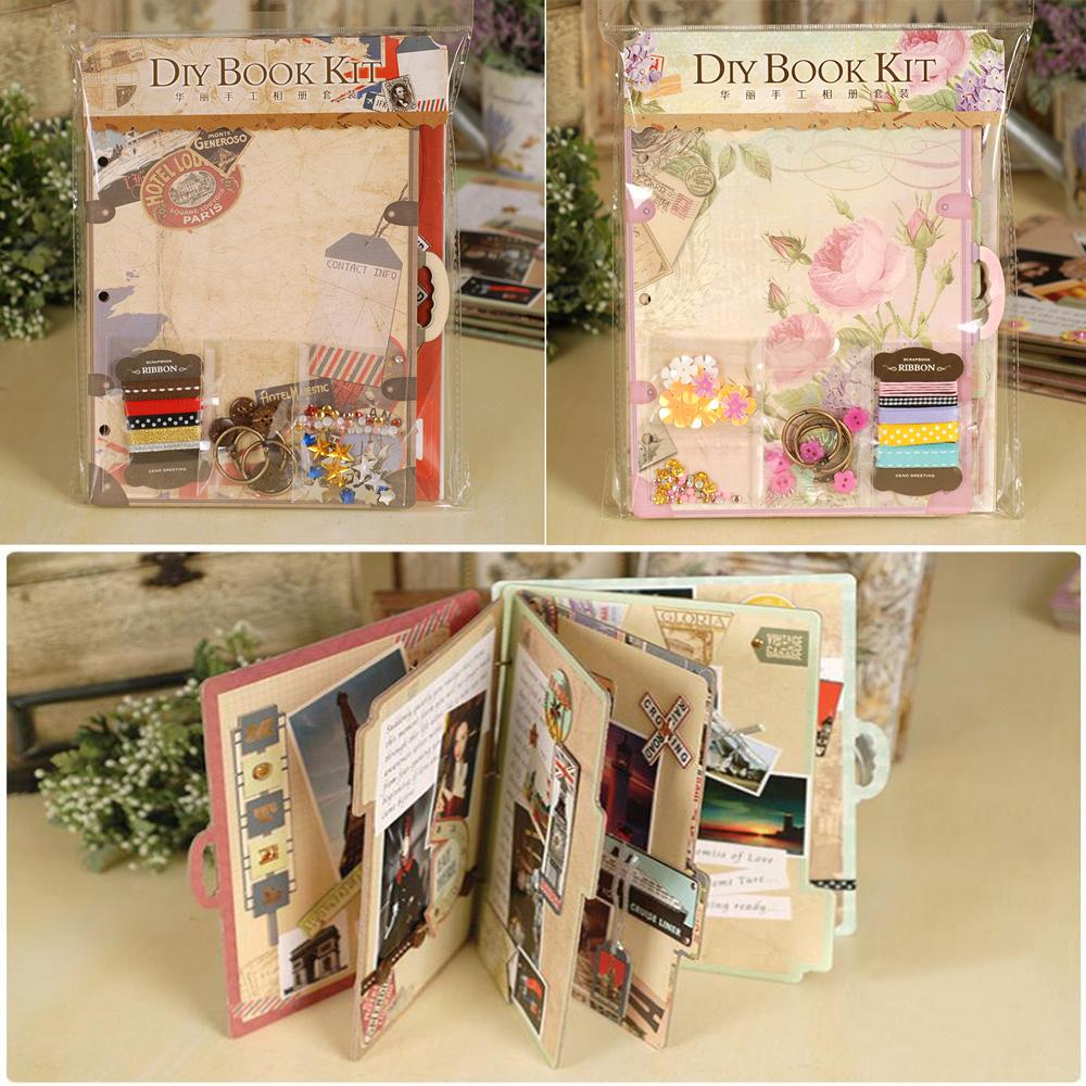Scrapbooking album kits achetez des lots petit prix scrapbooking album kits - Scrapbooking album photo ...