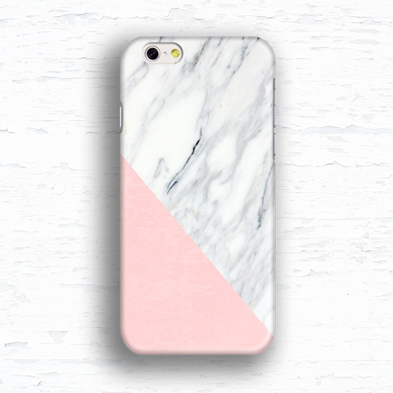 Pink texture marble phone case for Samsung Galaxy s2 s3 s4 s5 mini s6 s7 Note 2 3 4 5 iPhone 4s 5s 5c 6 6s plus iPod touch 4 5 6(China (Mainland))