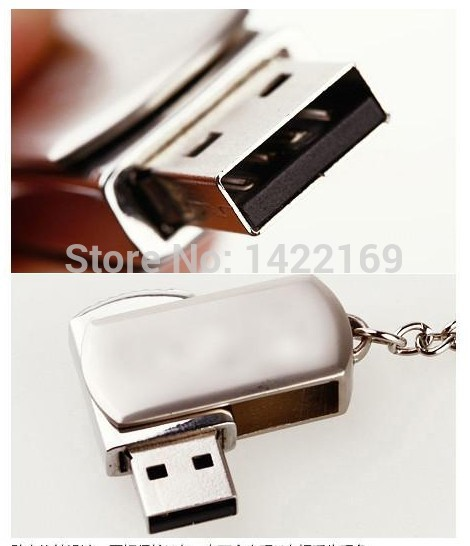 Hot Selling free shipping 64GB 32GB 16GB 8GB USB Drive Flash Stainless Steel USB 2.0 Flash Memory Pen Drive pendrive(China (Mainland))