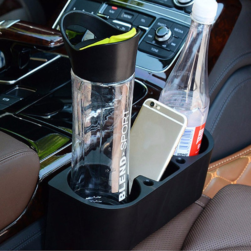 Seat Side Car Drink Holder Cup Stands For Auto Swivel Mount Holders Travel Drinks Cup Coffee Bottle Table Stand Food Rack Tray(China (Mainland))