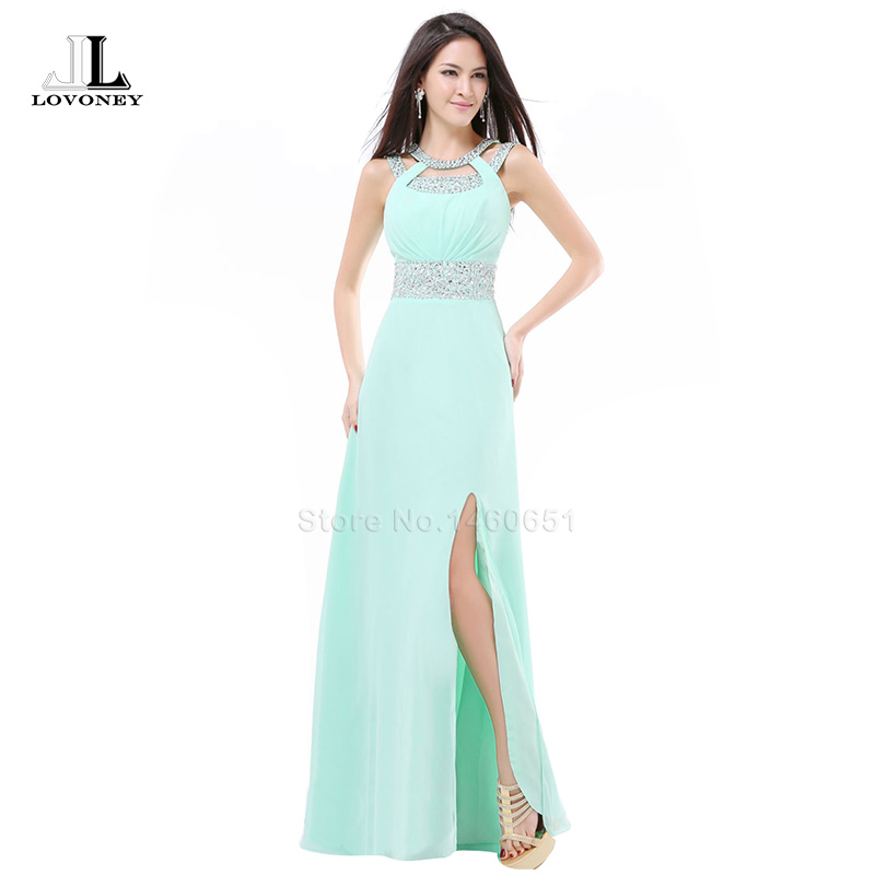 Mint Green Bridesmaid Dresses Under $50 - Wedding Short Dresses