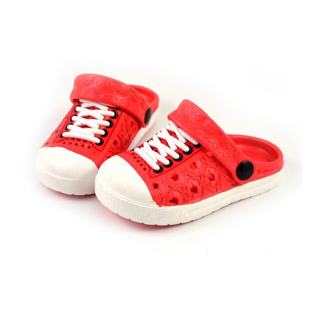 Дети сандалии для девочек мини мелиссы обувь детская дышащие сандалии для мальчиков ...