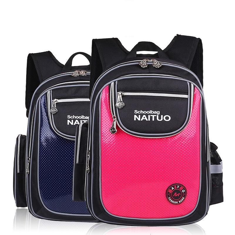 new backpack schoolbag children school bags for boys for kids School Orthopedic backpacks satchel shoulder Waterproof bag school<br><br>Aliexpress