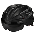 GUB Top Magnetic Goggles Cycling Helmet Ultralight Bicycle Helmet With Lens Sunvisor Casco Ciclismo 56 62