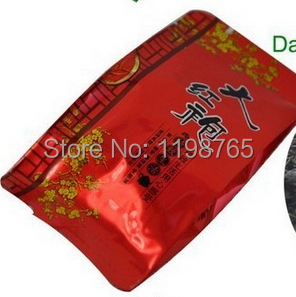 20packs 120g Different Taste Chinese tea Tieguanyin Dahongpao Ginseng Wulong Jasmine Biluochun Ripe Puer tea Green