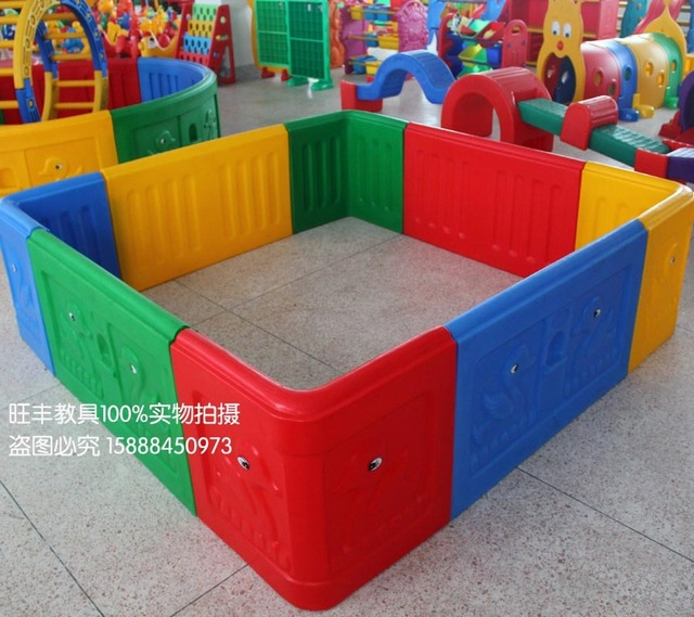 Ocean ball pool child ball pool baby safety guard wei dang fence child fence