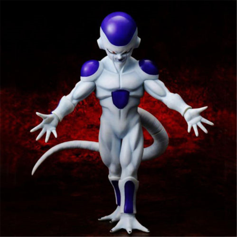 [PCMOS] 2017 New Anime Dragon Ball Z Frieza Super Master Stars Piece The Freeza PVC Figure No Box Free Shipping 5609-L(China (Mainland))