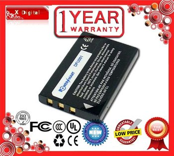 New 1100mAh Replacement Camcorder Battery for OLYMPUS LI-20B,AZ-1, AZ-2, AZ-2 Zoom, Ferrari Digital Model 2004 Digital Battery