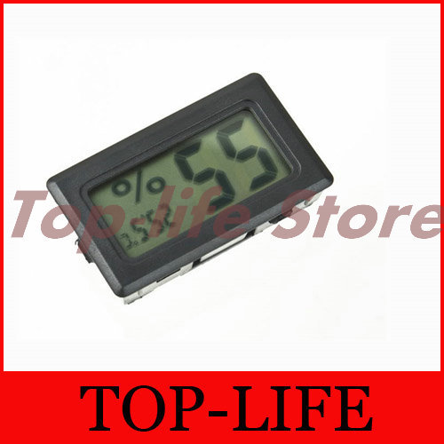 Fresh New arrival Digital LCD Thermometer Hygrometer Hot Selling 100pcs/lot Free Shipping<br><br>Aliexpress