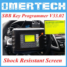 2015 A++Quality SBB Auto Key Programmer V33.02 Multi-languages Newest SBB Key Programmer DHL Free Shipping(China (Mainland))
