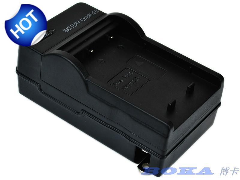 BOKA Battery Charger For Fujifilm X-Pro1 XPro1 FinePix HS30EXR HS33EXR NP-W126 BC-W126 X-E1 X-E2 X-A1 X-M1 X-T1(China (Mainland))