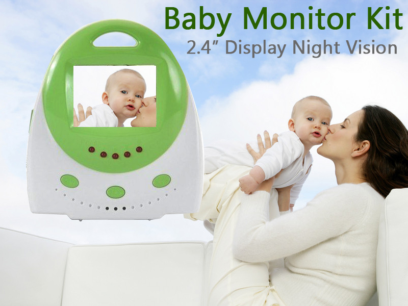 baby monitor wifi with camera 2 4ghz wireless baba eletronica baby phone 2 way baby intercom. Black Bedroom Furniture Sets. Home Design Ideas