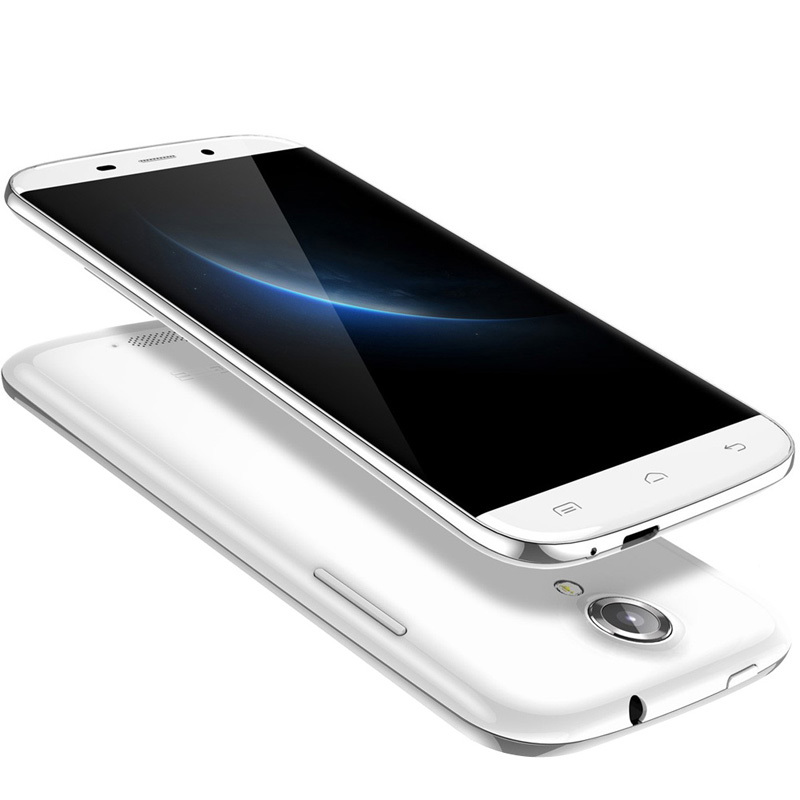 Original DOOGEE Y100X Android5.0 5 Inch MTK6582 Quad-core 1GRAM 8G ROM 8MP CAM Dual SIM Mobile Phone Google Play Russian A#S0