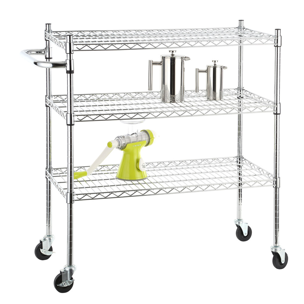 Cheap Office Shelving How To Style Industrial Shelves On The