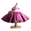 BABY WOW Baby Clothes Toddler Clothing Girls Dresses Vestido Infantil Princess for Birthday Christmas Christening Gift