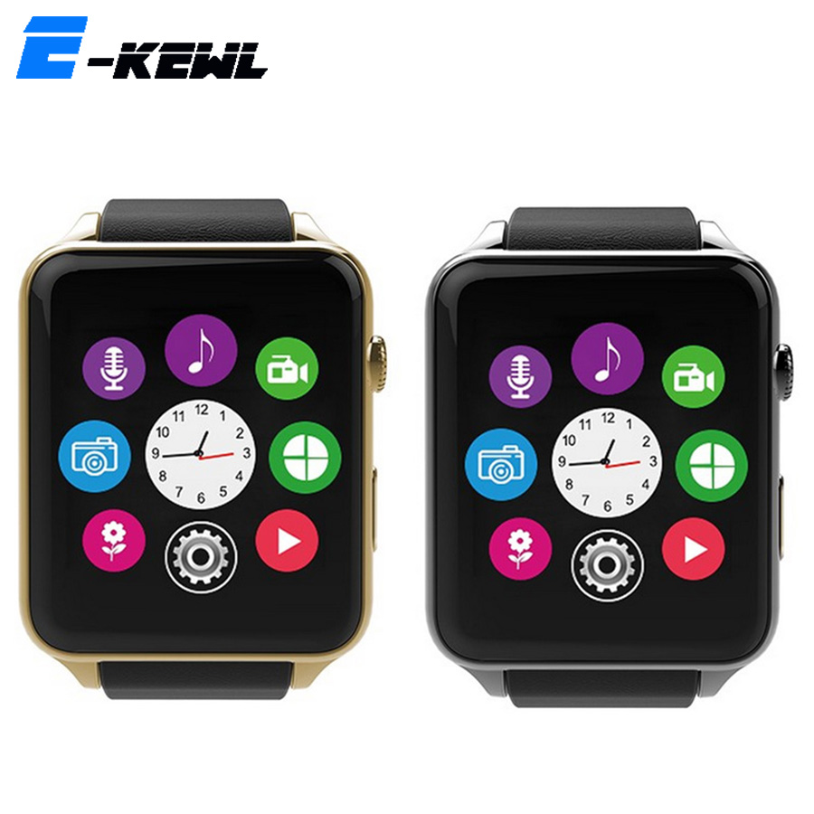 E-Kewl GT88 Smart Watch with Bluetooth V4.0 2G GSM 1.3MP Camera NFC Support SIM Card For IOS Android Mobile Phone smartwatch(China (Mainland))