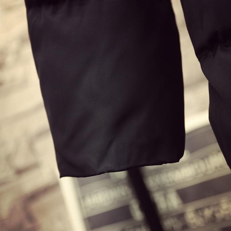 Скидки на Новый Женский Зимнее Пальто Корейской Моды Средней Длины Пуховик Ягненка меховой Воротник Большой размер Повседневная Пальто Теплый Толстый Хлопок Пальто AB339