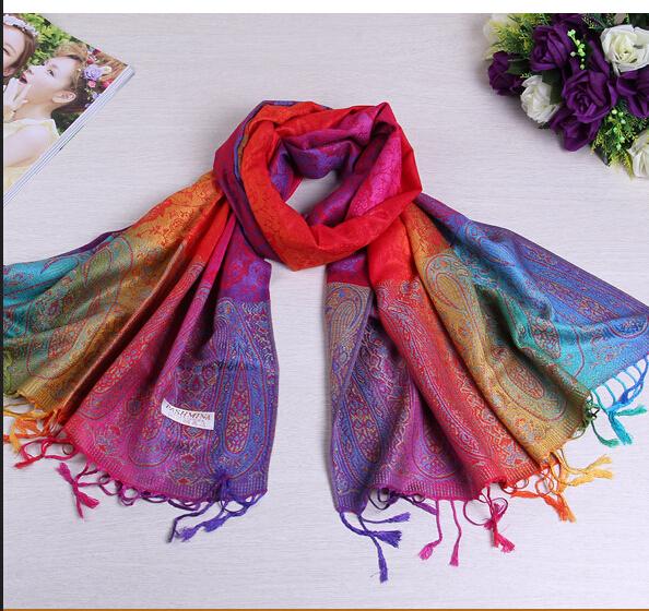 70*175cm 2014 New Fashion Cashews Style Women's Scarf winter Wrap Cotton printing shawl Pashmina tassels scarves - JLB International trade CO.,LTD Jewelry Store-NO. 1 store