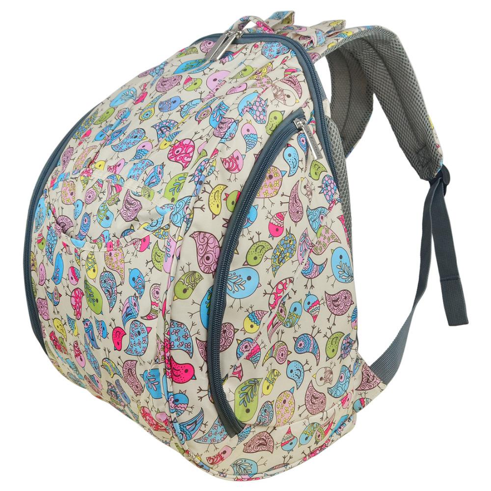2016 Multifunctional Bolsa Maternidade Baby Diaper Bags Baby Nappy Bags Mummy Maternity Bag Lady Handbag Shoulder Backpack(China (Mainland))