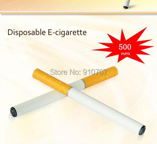2015 New disposable electronic cigarette 500 puffs 5 Flavors Simulation E-THINKER e hookah ego distributor