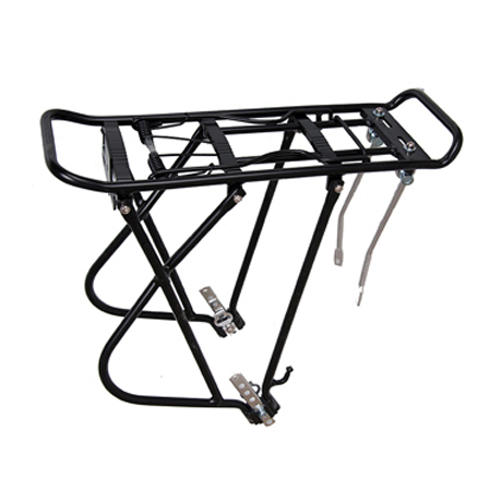 New Mountain Cycling Bike Bicycle Black Rear Carrier Rack Aluminum alloy Max 25kg free shipping
