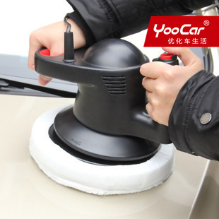 Yoocar vehienlar electric polisher car waxing machine beauty polishing machine gloss seal for car paints machine y-042(China (Mainland))