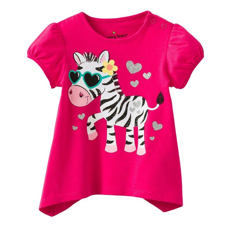 Children Shirt Boys Girls clothes clothing Cartoon Baby Shirt Boy Girl T shirts Brand Short Sleeve Cartoon Kids Children Shirts(China (Mainland))